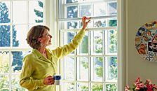 Easy, Breezy Serene Retractable Window Screens from Phantom are engineered to fit all types of windows including casement, awning, single & double hung, sliding, and tilt 'n' turn. Call the Dillon Company for a free estimate http://www.dilloncompany.com/