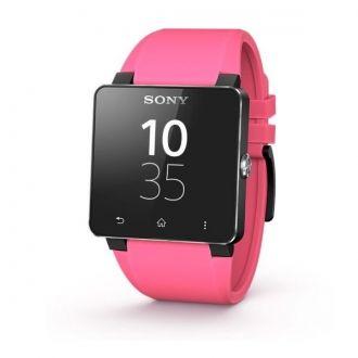 Kolor i styl dla każdego Dostosuj zegarek SmartWatch 2 do własnego stylu. Dodatkowy silikonowy pasek w ciekawym kolorze ożywi zegarek na Twojej ręce. Pasek nadgarstkowy do zegarka SmartWatch 2 ma 24 mm szerokości i dobrze mocuje się na teleskopach urządzenia SmartWatch.  Produkt w kolorze różowym.