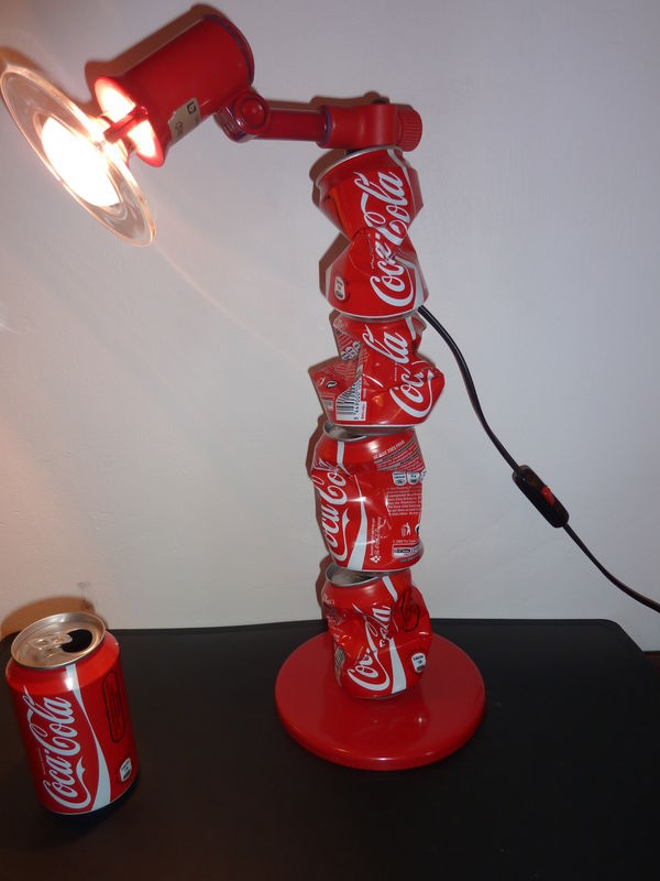 Dr Pepper Lamp : Best images about coca cola lamps on pinterest glass