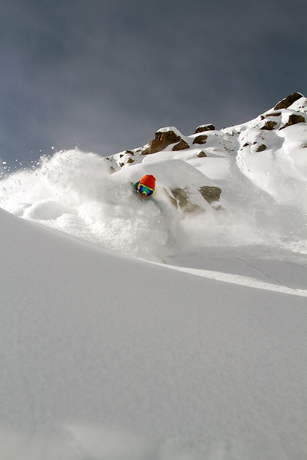 Face Shots - Snowbird, UT - Skiing Magazine