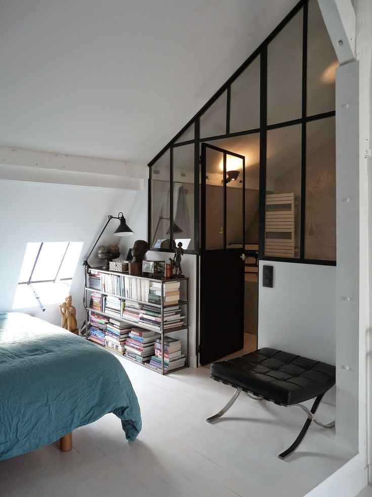 les 25 meilleures id es de la cat gorie salle de bains ouverte sur pinterest salle de bains. Black Bedroom Furniture Sets. Home Design Ideas