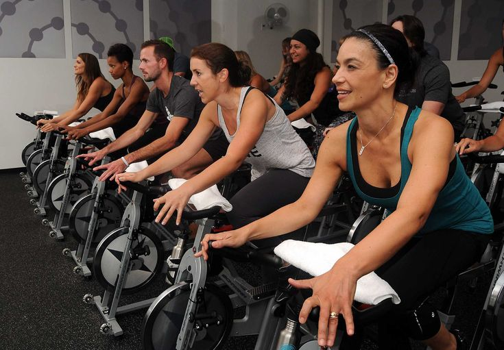 FitGirl: Revolution Studio offers a total cycling workout