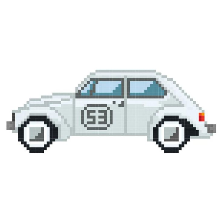 14 best images about pixel art on pinterest cars batmobile and movies. Black Bedroom Furniture Sets. Home Design Ideas