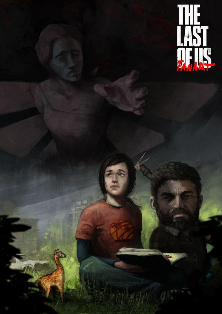 The Last of US fanart by adamdawidowicz.deviantart.com on @deviantART