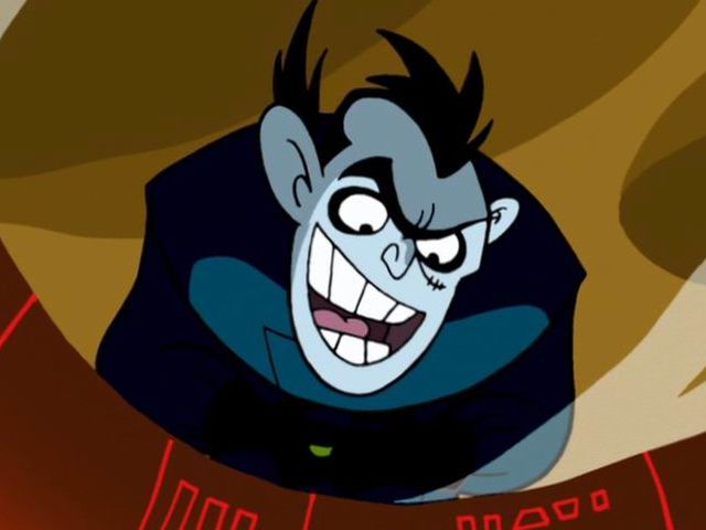Which Kim Possible Villain Are You? I got: Dr. Drakken--You're a blue skinned mad-scientist bent on world conquest! You're out to prove that you are more brillaint...brillainter? Then everyone else. Even though you can build robots and lasers, sometimes you can be totally clueless and tend to have a short fuse.