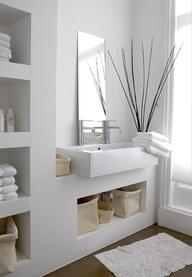 bathroom white