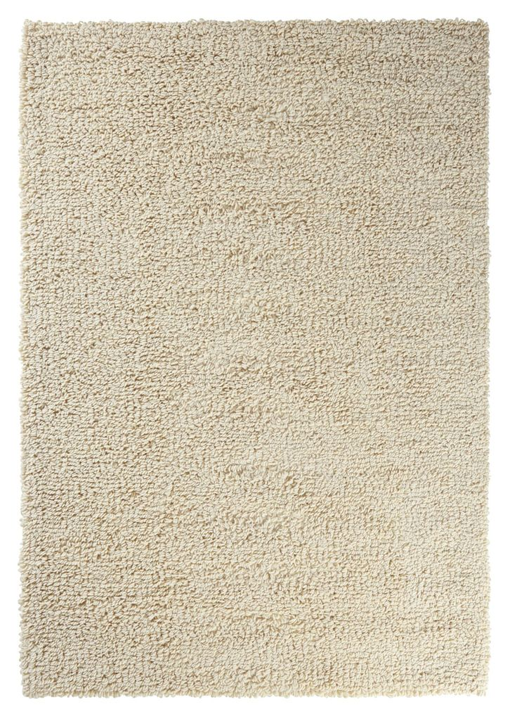 Colours Bernie White Rug (L)1.7m (W)1.2m | Departments | DIY at B&Q