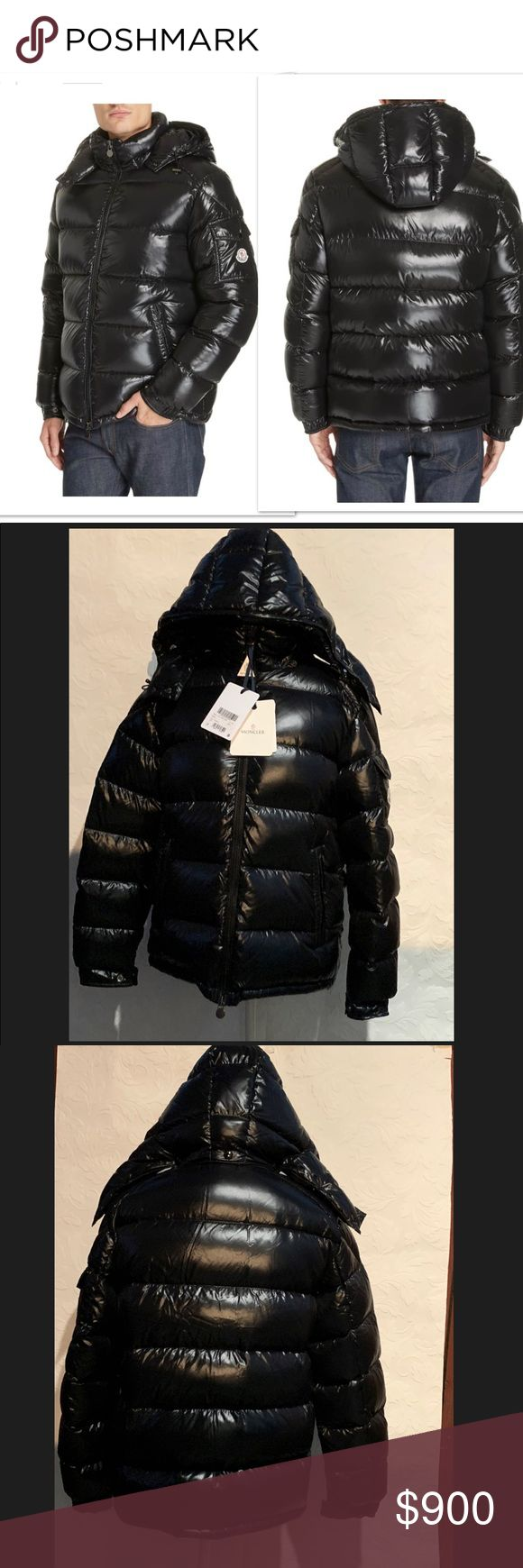 MONCLER 🎁 Maya Laque Quilted Down Jacket NWT Down jacket