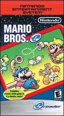 Mario Bros.-e- released in North America in 2002.