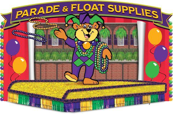 Parade Easy Christmas Float Ideas