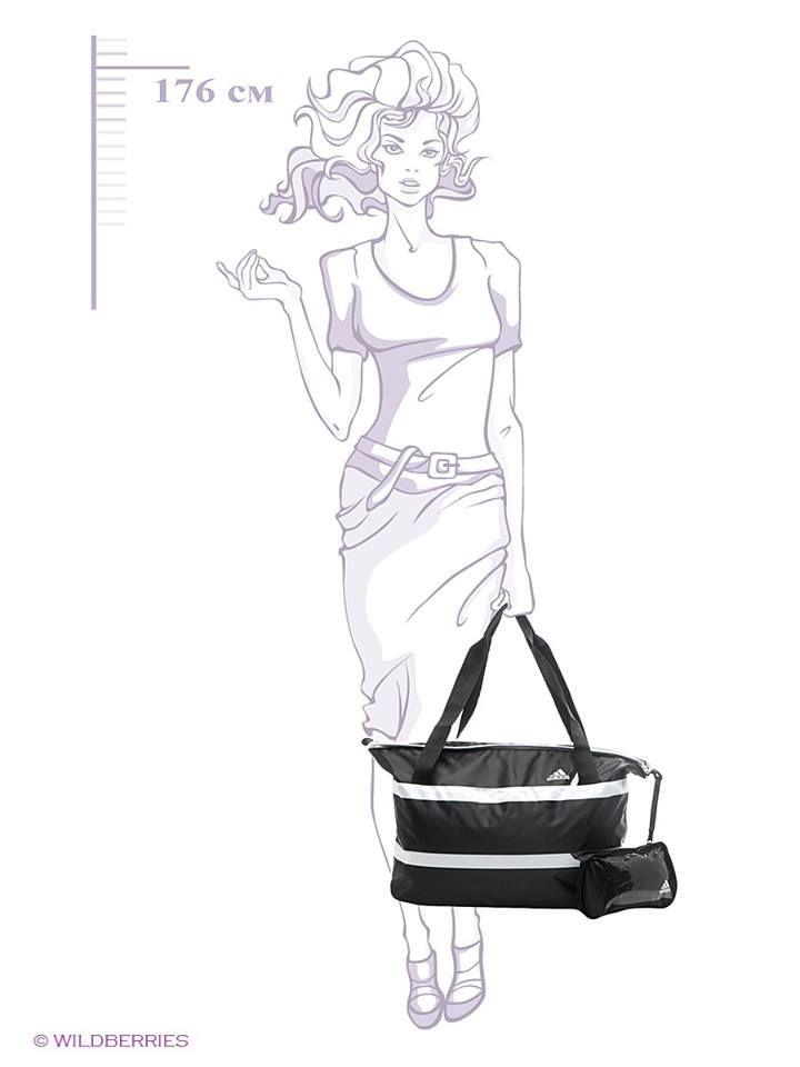 Duża torba ADIDAS Ais You Tote Bw jest nie tylko bardzo pakowna, ale również uniwersalna. Możemy ją nosić na dwa różne sposoby - w dłoni lub na ramieniu (posiada 2 paski).