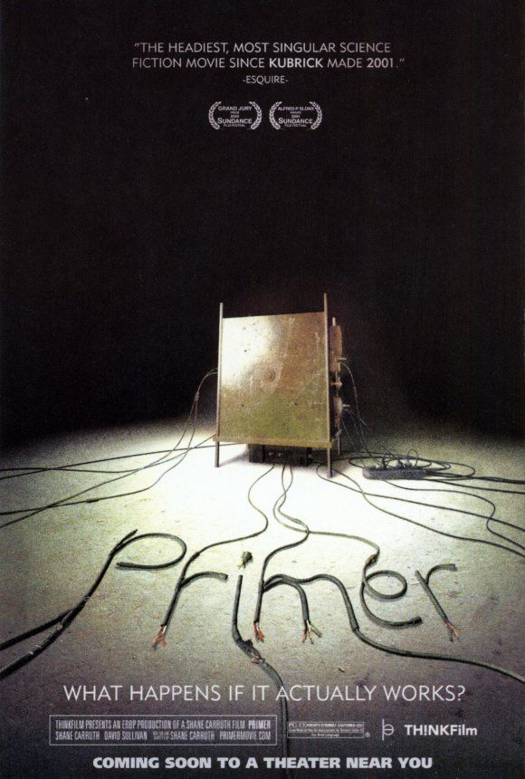 Primer (2004); downloaded illegally