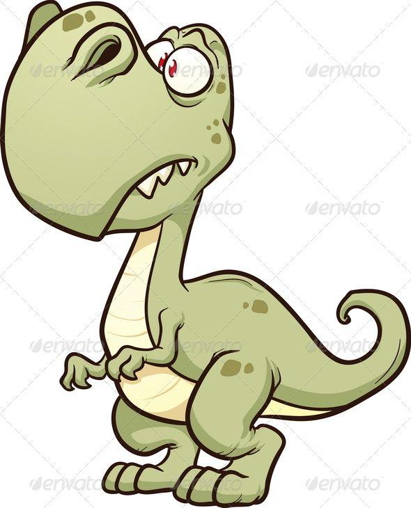 Dinosaur T-Rex character