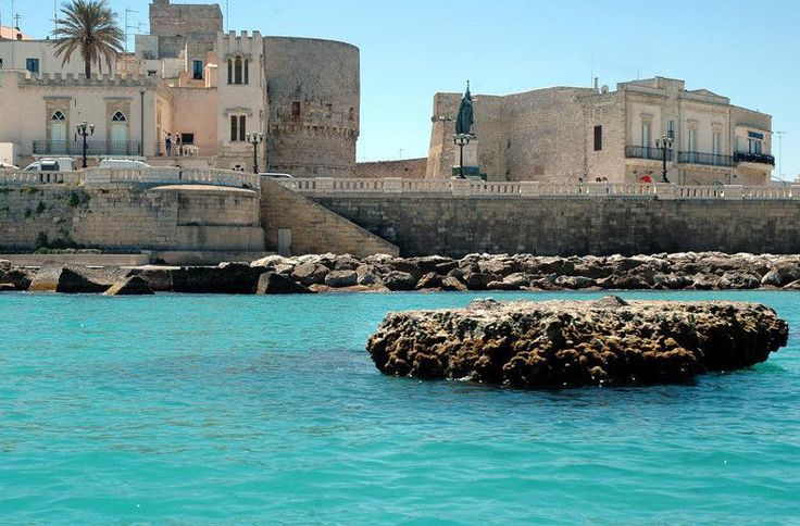 Otranto, Italy.  Spent three weeks finding myself in this beautiful, and hauntingly historic town on the Adriatic.