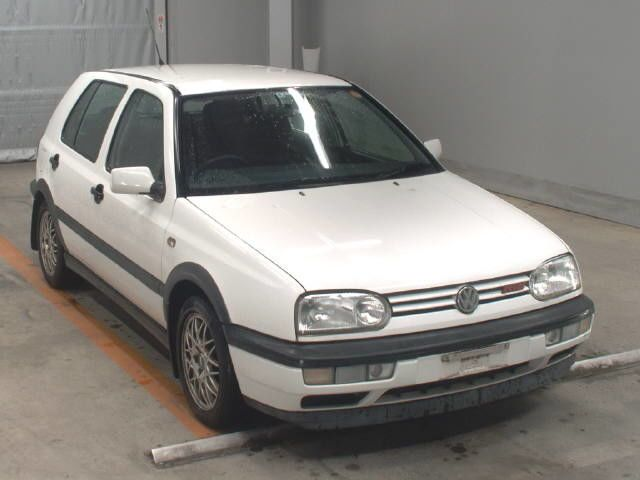 Ebay Volkswagon Golf Gti 16v 1996 On Its Way From Japan Now