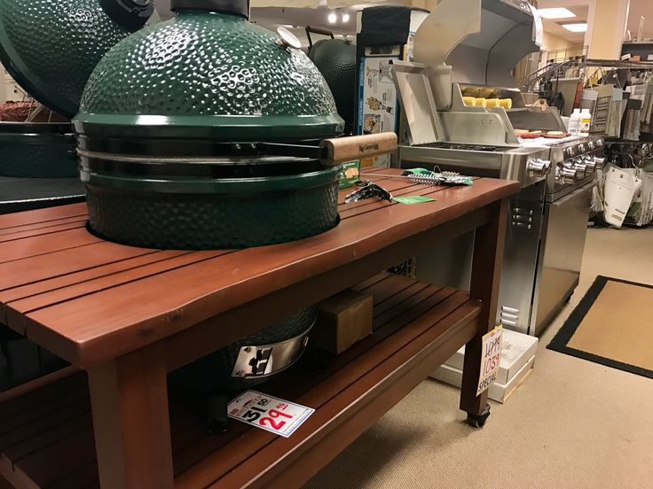Join us for our annual Big Green Egg Festival and cooking extravaganza! Come by and have some food on us and get great ideas for your next cookout. Saturday November 19th from 10-6 at The Patio Shop. Located at 1903 E 24th St Place.