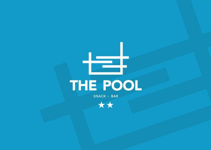 Diseño de logo para una piscina de un hotel en la costa del sol
