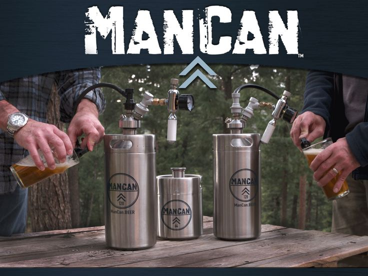 The most unforgettable groomsman gift! The GroomsManCan