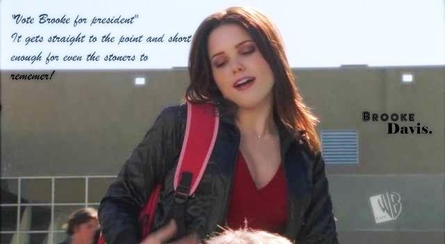 brook davis quotes   Brooke Davis Brooke's quotes!