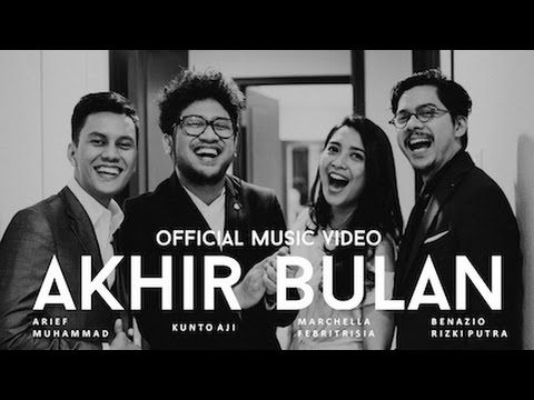 Kunto Aji - Akhir Bulan (Official Music Video)