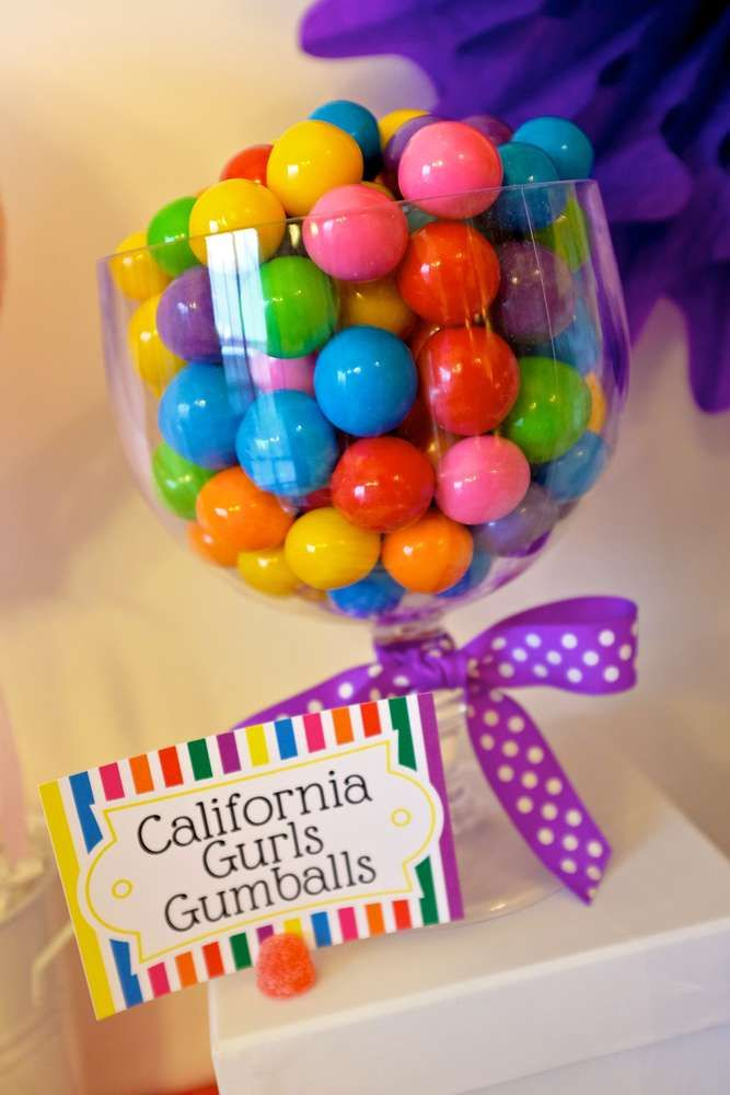 Katy Perry Birthday Party Ideas | Photo 8 of 50 | Catch My Party