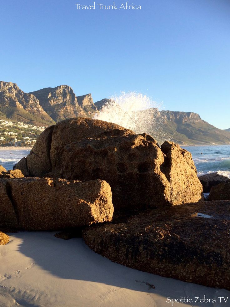Taken from Glen Beach looking onto Camps Bay and the Apostles.