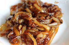 Cómo hacer cebolla caramelizada | Receta fácil