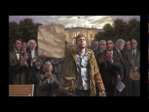 The Empowered Man -- Jon McNaughton