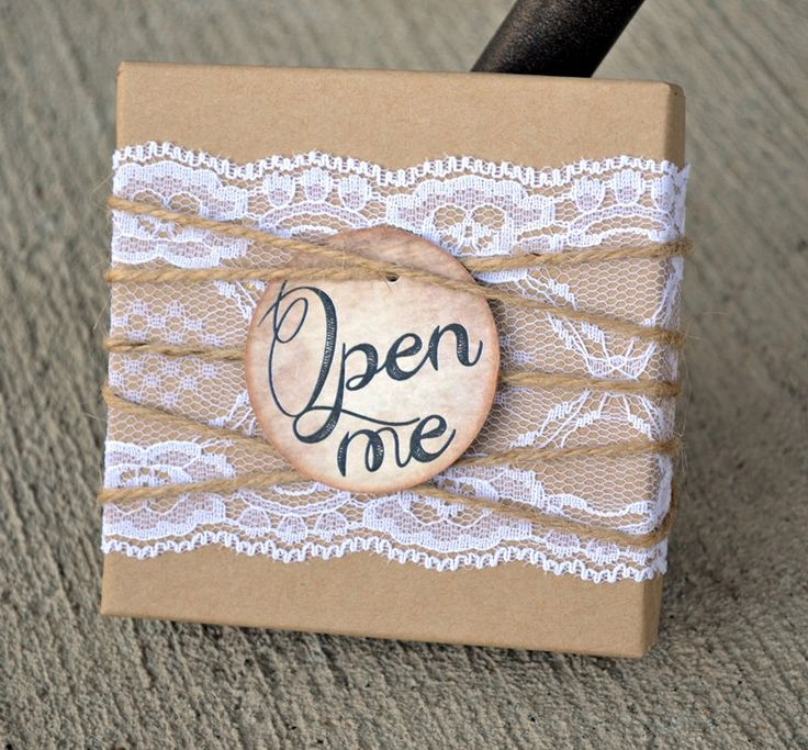 Bridesmaid Invitations Lace & Twine Box w/Open Me Tag Will You be My Bridesmaid Invite Cards Rustic Chic Vintage Invites Cards Burlap by AndOhSoCute on Etsy https://www.etsy.com/listing/218309378/bridesmaid-invitations-lace-twine-box