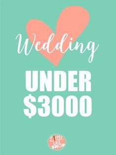 A Rustic themed wedding for under $3000 Sing me up!  Real wedding tips for a budget bride. #BudgetWedding
