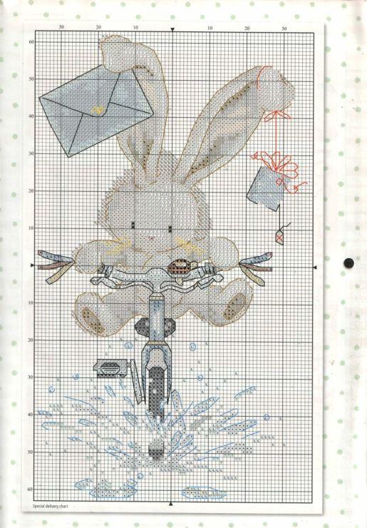 Gallery.ru / Фото #3 - Zajko na bicykli - zuzas