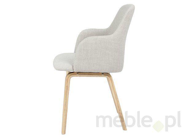 Krzesło Mary szare Tenzo 3370-207, Tenzo - Meble
