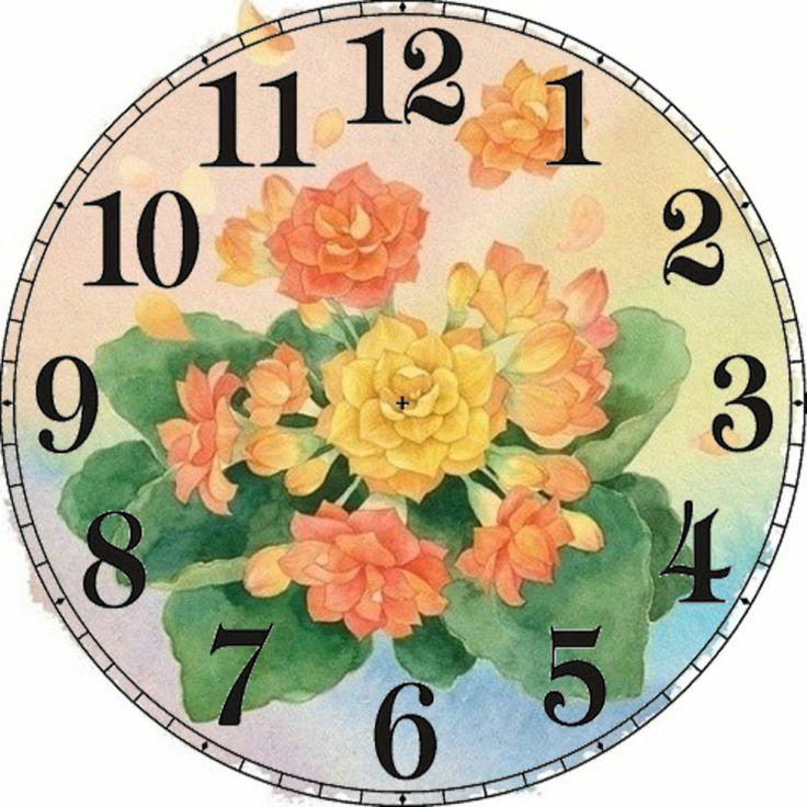 Gallery.ru / Фото #197 - Циферблаты для декупажа часов. - lada45dec