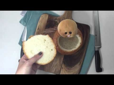 Easter Bunny Bread Bowl - The Idea Room