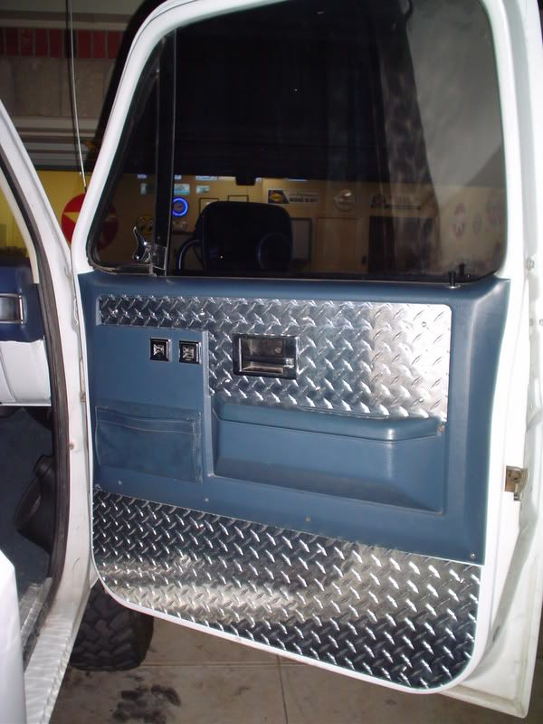 Diamond Plate Interior Google Search Dream Cars