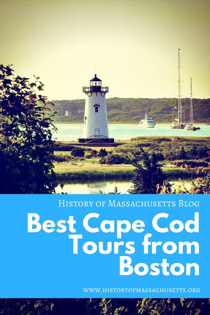 Best Cape Cod Tours from Boston #historyofmassachusettsblog