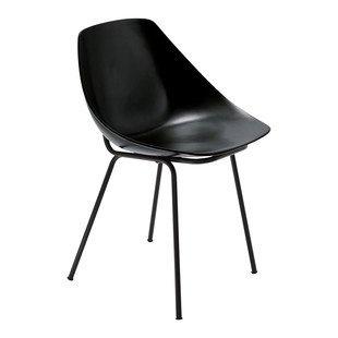 Chaise noire Coquillage  Maison du Monde  129-