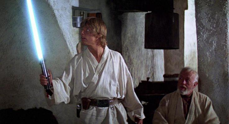 Star Wars: l'histoire du sabre laser de Luke en une très belle vidéo | News | Premiere.fr
