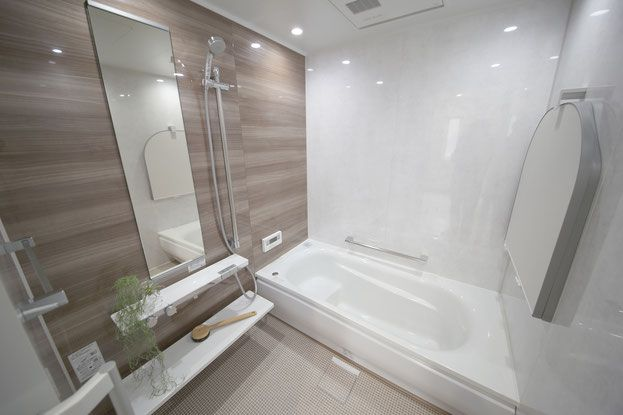 浴室 Toto サザナ ユニットバス 施工事例 讃住まいる 香川