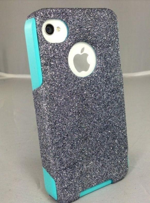 iPhone case oooooo glitter!!