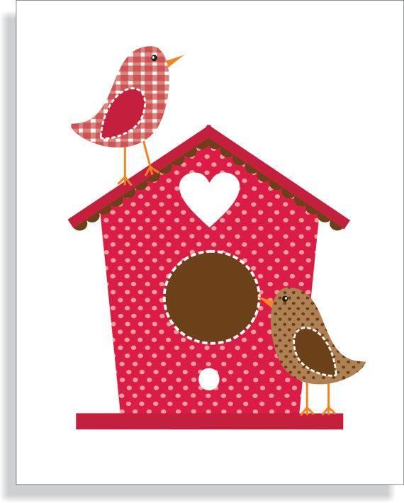 Casa pájaro