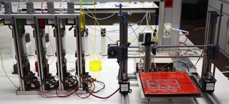 BioDan Group presenta la primera impresora 3D de piel humana diseñada en España - http://www.hwlibre.com/biodan-group-presenta-la-primera-impresora-3d-piel-humana-disenada-espana/