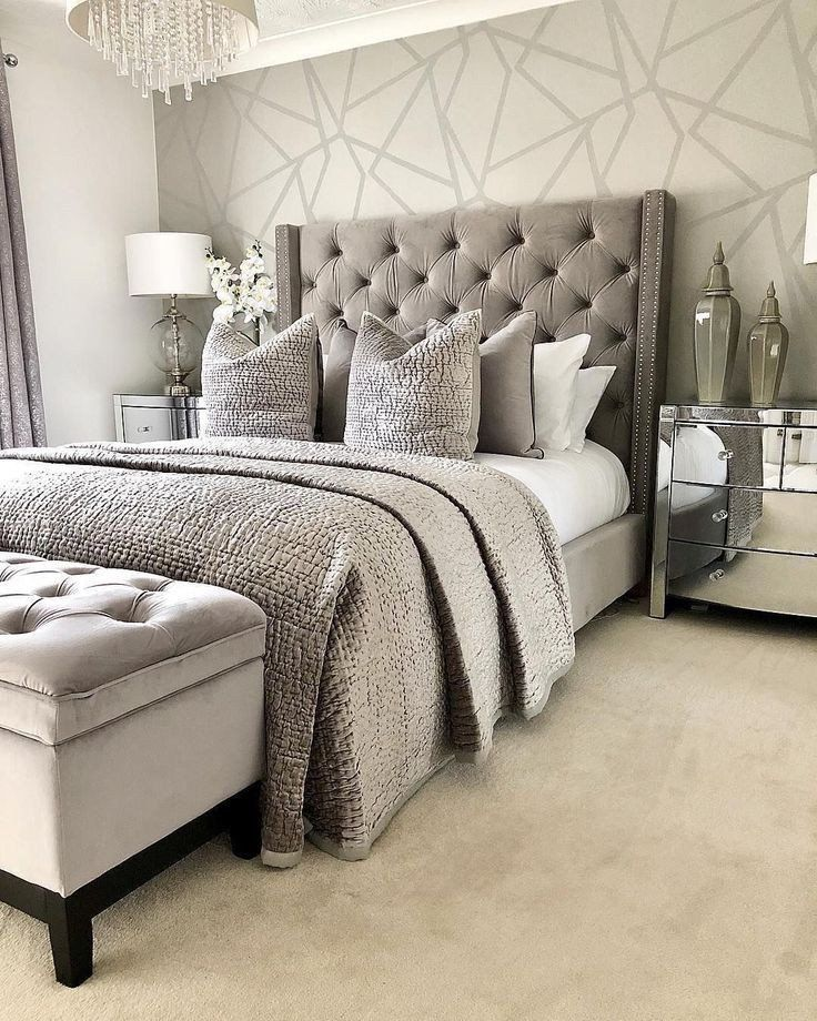 24 Mirrored Bedrooms Furniture Ideas In 2020 Luxurious Bedrooms
