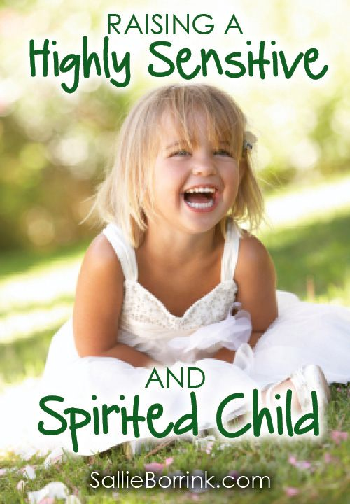 Raising a Highly Sensitive and Spirited Child