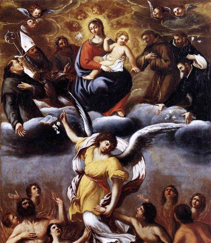 Calendario: Noviembre es el mes de las almas benditas del Purgatorio