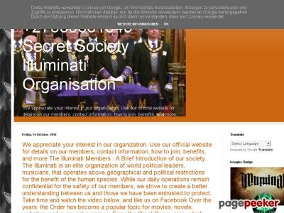 grandmasterilluminati.blogspot.co.za - Website Stats - Alexa Rank - Webmaster Tools - Website Submission