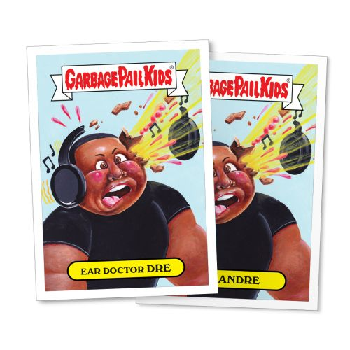 2016 GPK American as Apple Pie in Your Face - Ear Doctor Dre - Rock & Roll Hall of Lame