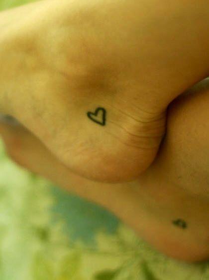Tiny Heel Heart