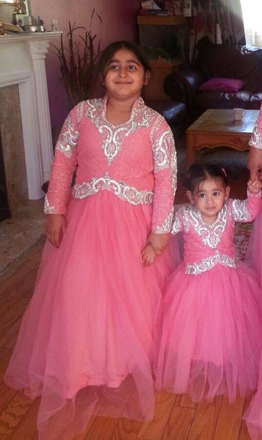 Kids in our collection  #Gowns