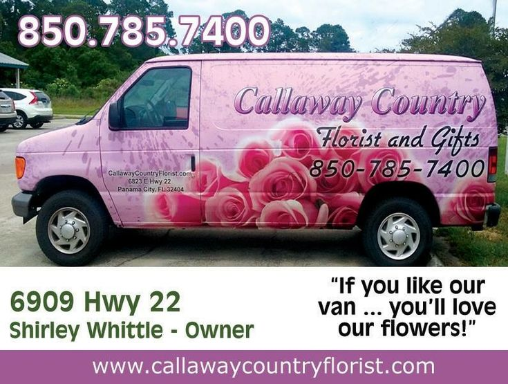 Send fresh flowers today by calling Callaway Country Florists. Committed to offering only the finest floral arrangements & gifts. Backed by service that is friendly & prompt. Call & mention ad #ChapmanGulf #Flowers #Florist http://www.callawaycountryflorist.net/
